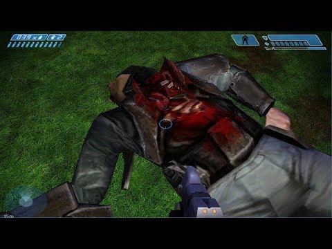 Halo 1 - Secret Mangled Marine Bodies
