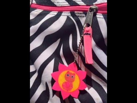 Pomsies Blossom Keychain