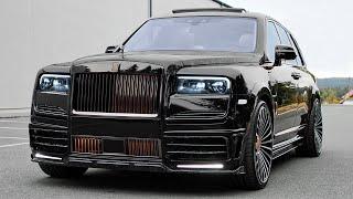 2021 Rolls Royce Cullinan - Limited Edition Luxury SUV by MANSORY