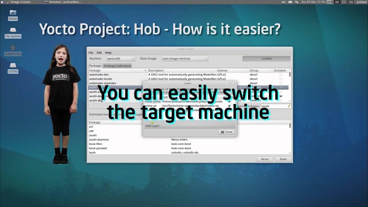 Yocto Project 1 1 HOB