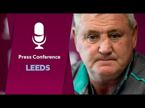 Press Conference: Leeds home