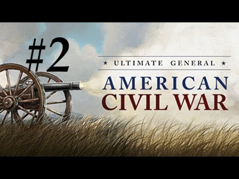 Ultimate General: Civil War - Confederate Let's Play Part 2: Battle of Newport News