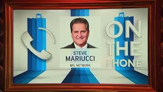 NFL Network's Steve Mariucci on Giants' Ben McAdoo Giving Up Playcalling Duties | Rich Eisen Show