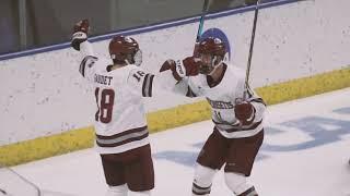 UMass Hockey: NCAA Regional Final Sights And Sounds