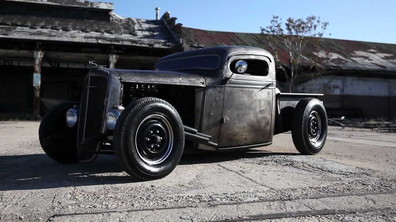 1936 chevy bare metal chopped pickup truck. Black Bedroom Furniture Sets. Home Design Ideas