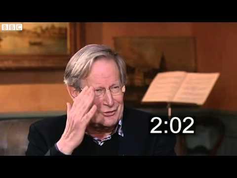 Five Minutes With: Sir John Eliot Gardiner