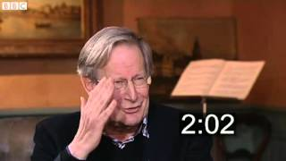 Five Minutes With: Sir John Eliot Gardiner