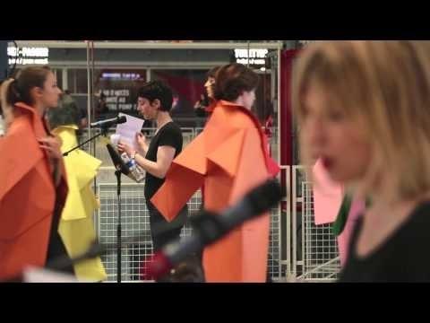 LOOK/BOOK, Centre Pompidou, Paris (version courte)