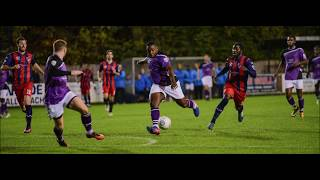Hampton & Richmond Borough 1-0 St Albans City. 24 Oct 2017