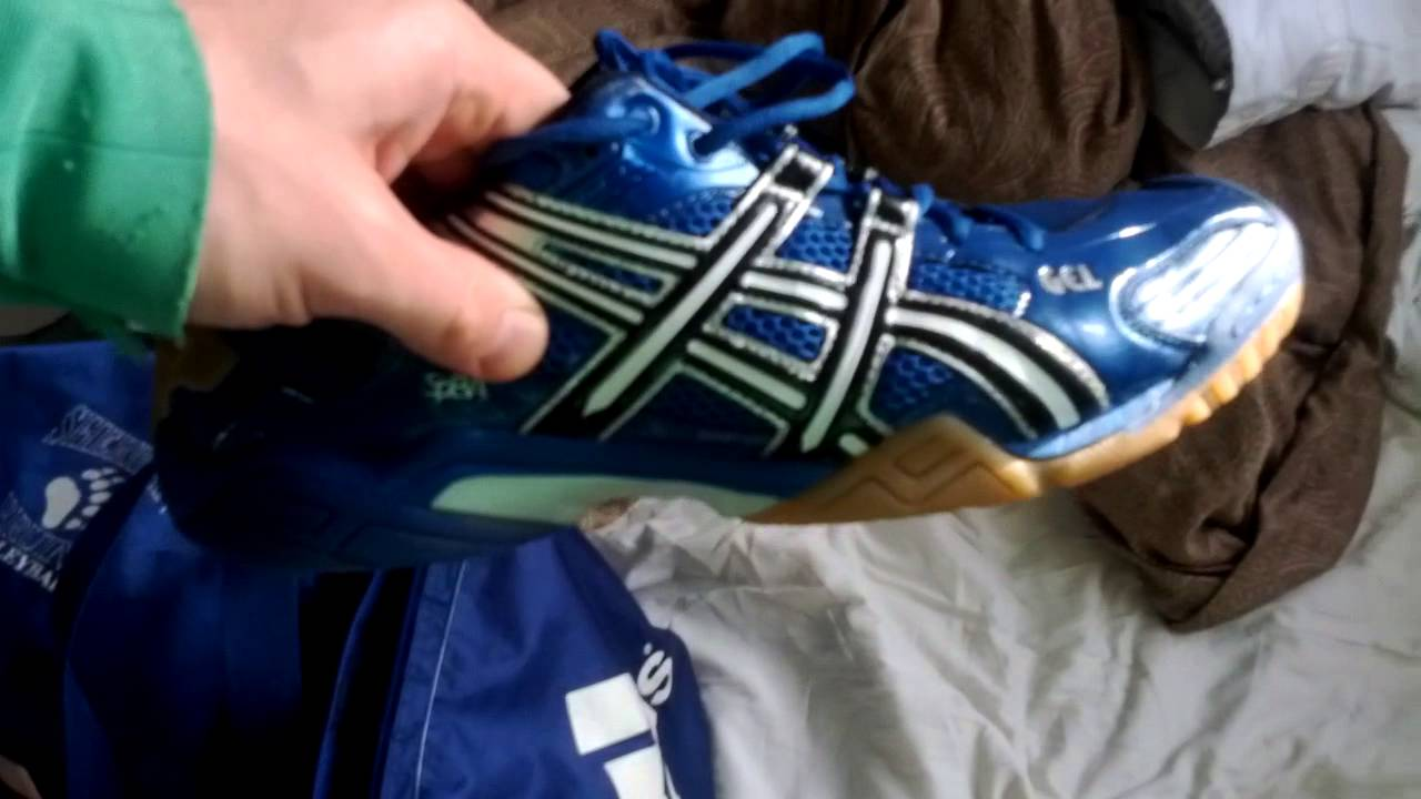 4801ede6002a Asics Gel Domain 2 Court Shoe Review - YouTube