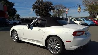 2017 FIAT 124 Spider Concord, Pleasant Hill, Walnut Creek, Martinez, Pittsburg, CA H0104020