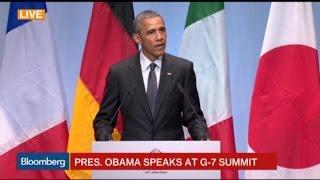 Obama: U.S. a Major Source of Strength to Global Economy
