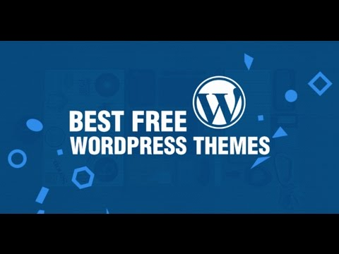 Top 10 Free and Responsive Wordpress Themes 2016