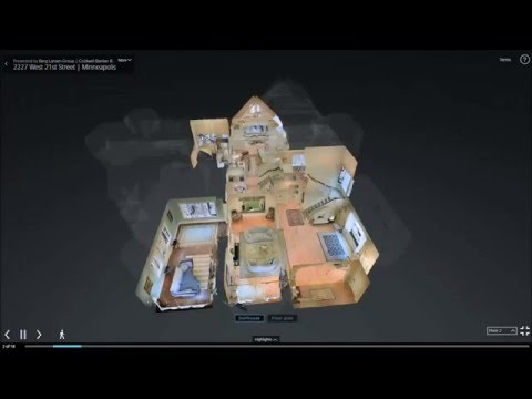 We're using Matterport technology, check it out!