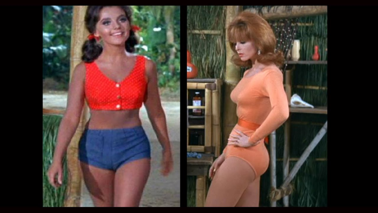 Image result for mary-ann or ginger gilligan's island