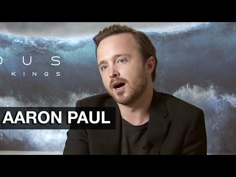 Aaron Paul youtube channel