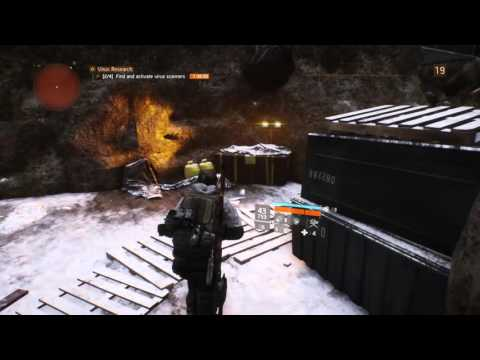 Tom Clancy's The Division™ Madison Square Park Virus research (Flatiron)