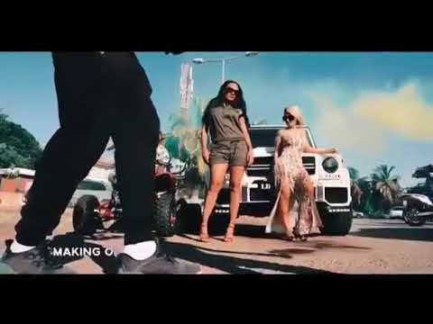 Preto Show Feat Davido - Mamawe  (Making Off 2018 Official)