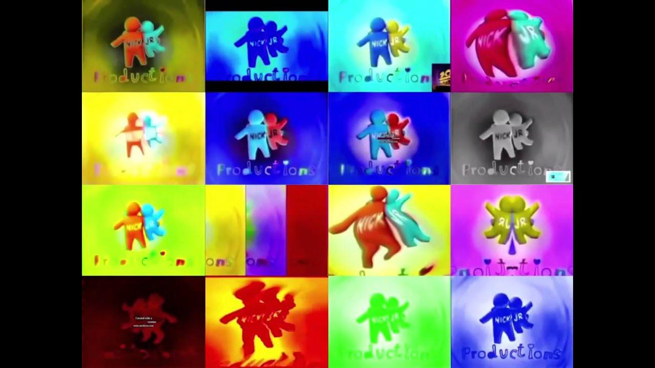 noggin and nick jr logo collection superparison 3 youtube