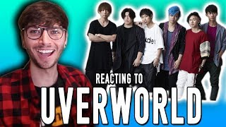 Today I REACT to the band known as UVERworld!!! BECOME A BIGMAC - h...
