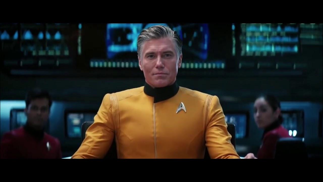 Raumschiff Enterprise Captain Pike