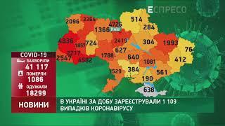 Коронавірус в Украі ні статистика за 26 червня