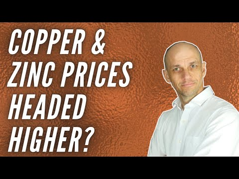 Copper & Zinc Markets set for Further Price Growth?