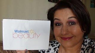 Walmart Beauty Box Winter 2014 Unboxing Thumbnail