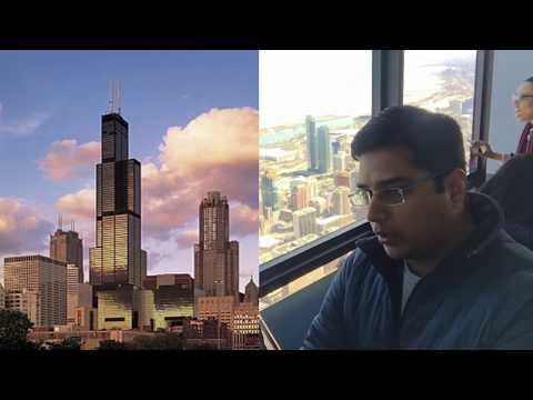 CHICAGO CHEERS FOR CSK. IPL REVIEW AT CHICAGO SKY DECK, CSK FAN INTERVIEW