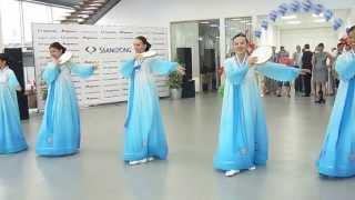 Открытие официального автосалона SsangYong в Москве