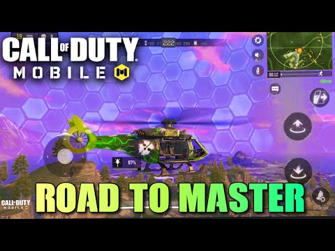 Call Of Duty Mobile Battle Royale Solo Road To Master Series