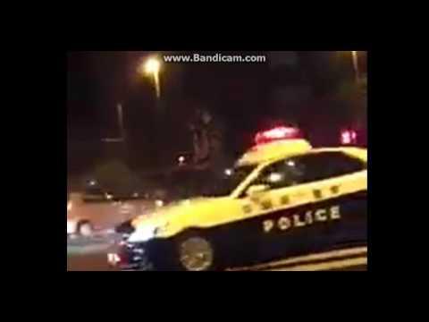 チャリ暴「チャリ暴走族vs警察」