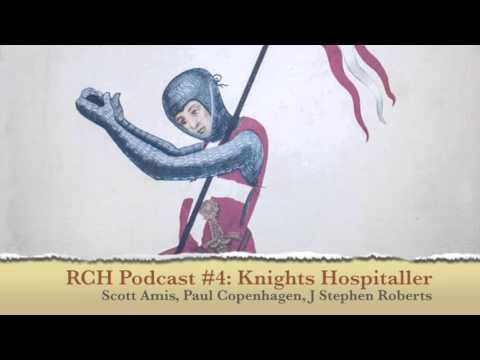 Knights Hospitaller Podcast