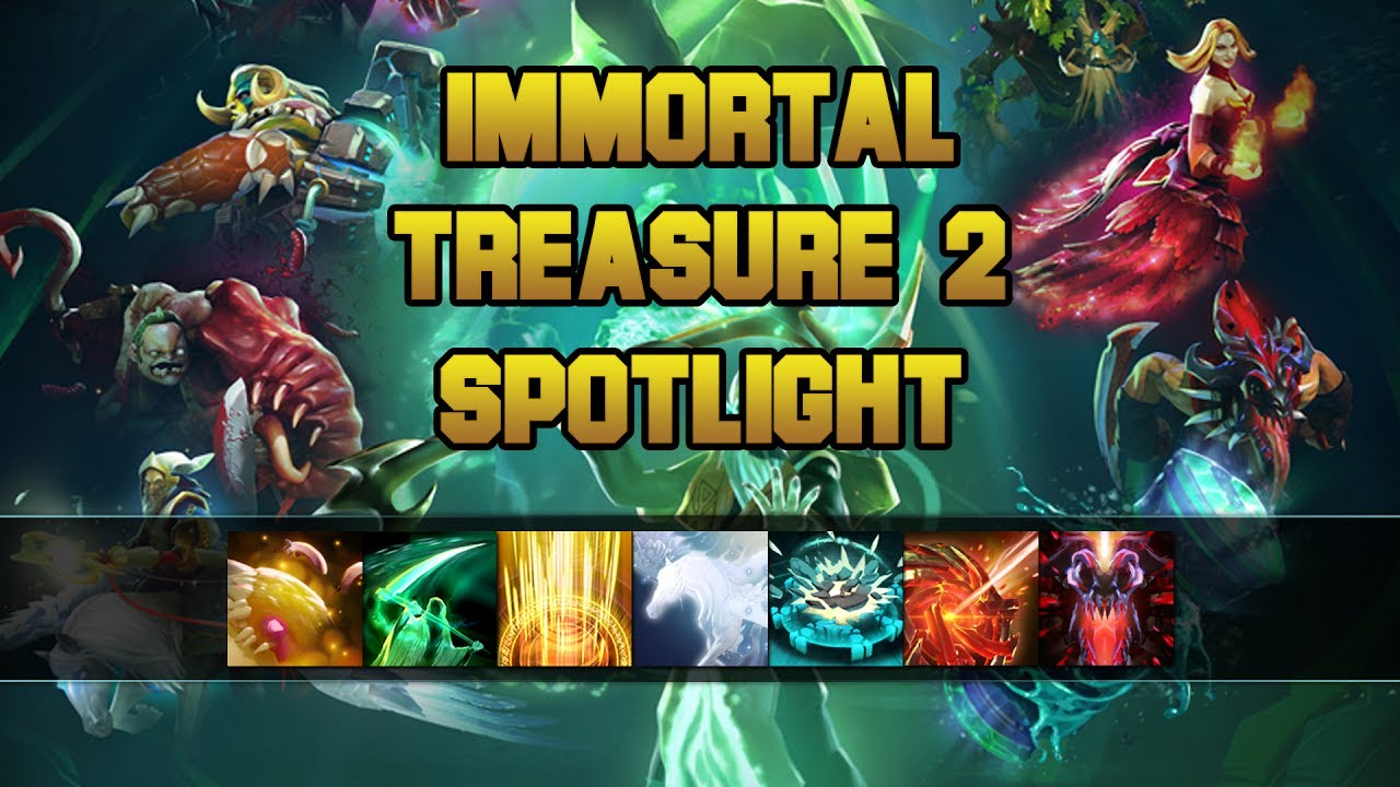 Immortal Treasure 2