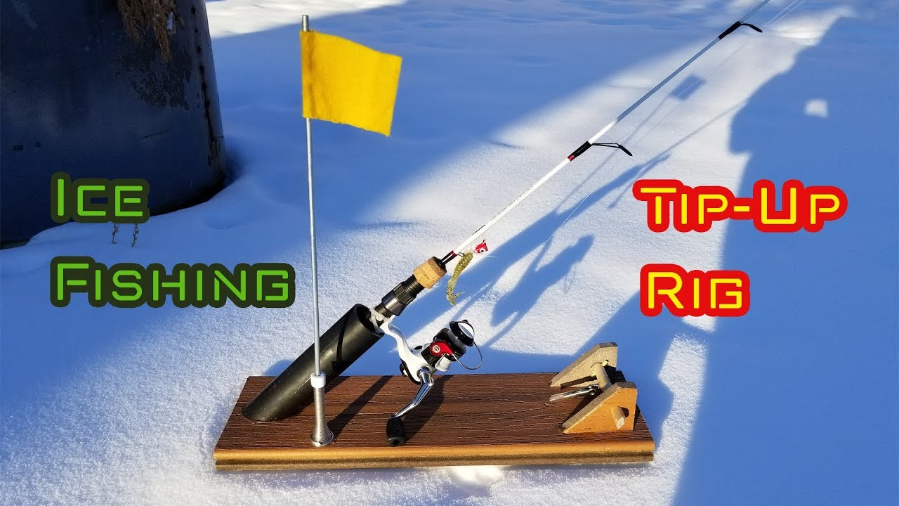 HT Enterprise Ice Fishing Rigger