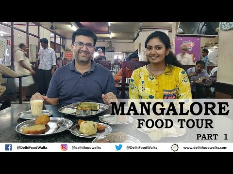 MANGALORE Food Tour | Part - 1/2 I Karnataka Food Tour I India Food Tour