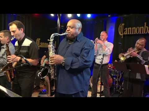 So Very Hard To Go - The Cannonball Band Ft. Gerald Albright On Tenor Saxophone
