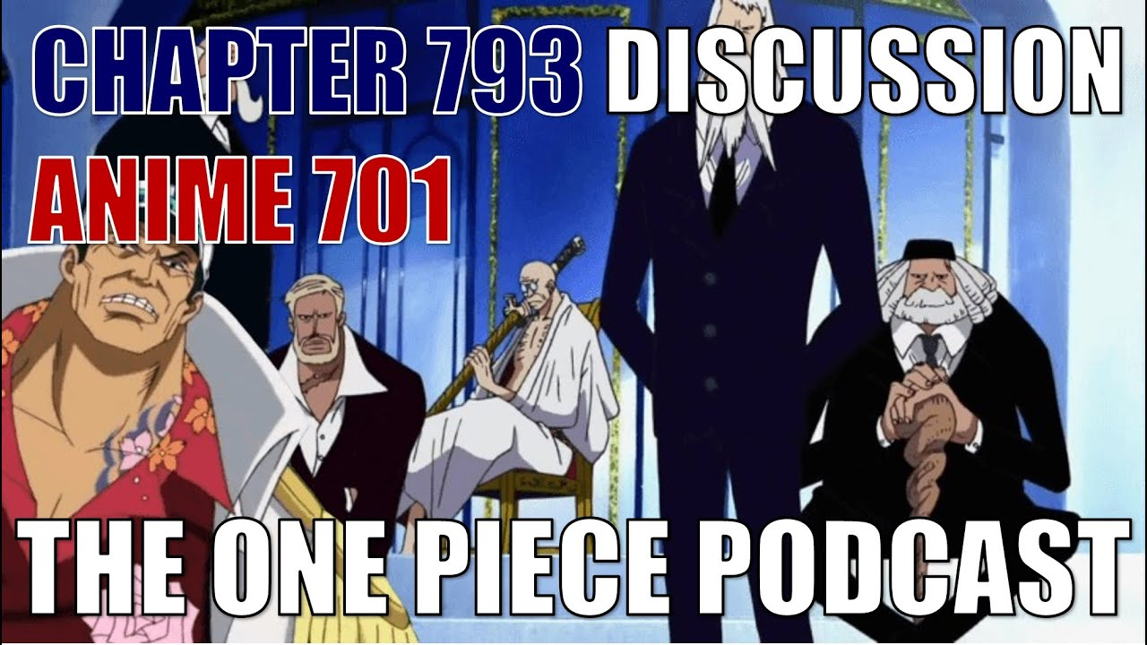 the one piece podcast episode 376 six angry men chapter 793 anime 701 youtube. Black Bedroom Furniture Sets. Home Design Ideas