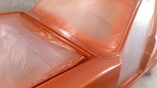 Покраска кузова. Реставрация ВАЗ 2101. Часть 9