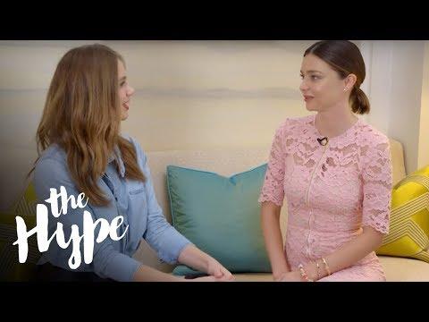 Miranda Kerr   The Hype  E!