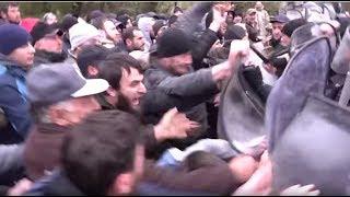 Чеченцы выгнали грузинский спецназ из Панкисского ущелья
