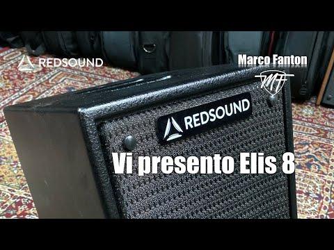Vi Presento Elis 8, L'ultima Cassa FRFR Di Red Sound