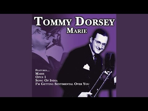 Tommy dorsey his orchestra cheek to cheek