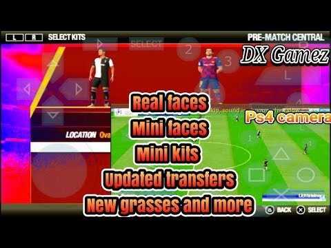 FIFA 13 MOD FIFA 20 PPSSPP/PC STANDARD EDITION★ NEXT LEVEL MODS +DOWNLOAD  LINK AND HOW TO INSTALL