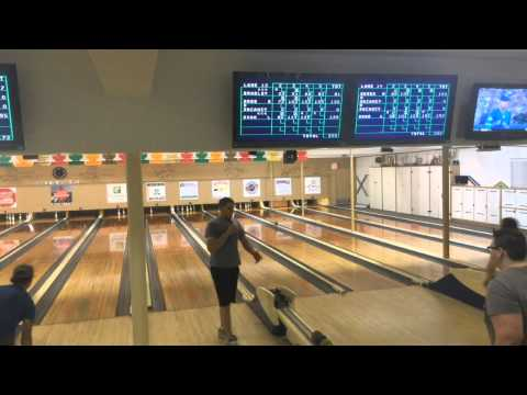 Western Canadian Bowling Tour Autumn Open Qualifying