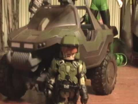 Halo Minimates Carter Watch Halo Minimates Warthog