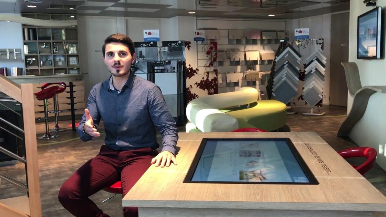 Maison Rennaise concernant l'espace maison interactif du constructeur les maisons rennaises