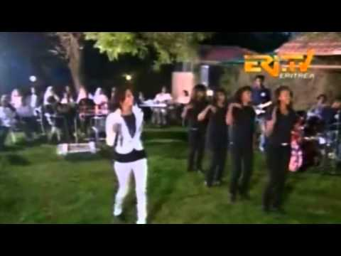 Eritrea - Ruth Abraha sings a Patriotic song