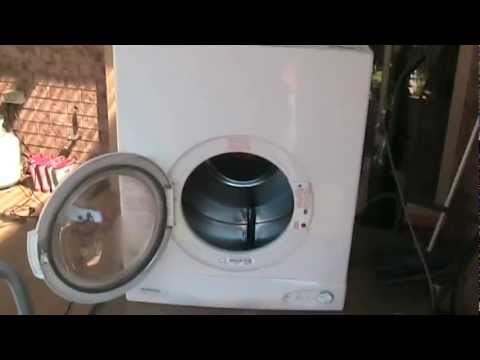 how to replace lint filter clip in clothes dryer youtube. Black Bedroom Furniture Sets. Home Design Ideas
