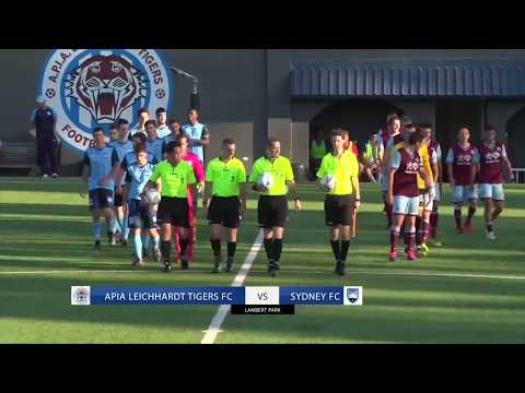 Highlights: Round 6 - APIA Leichhardt Tigers v Sydney FC